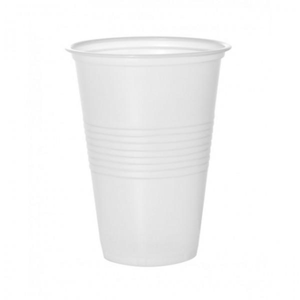 Műanyag pohár 2 dl (100 db)
