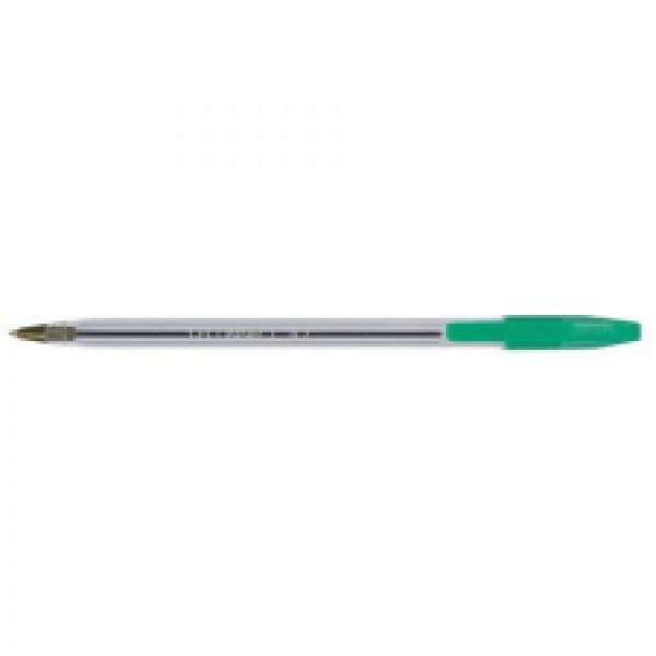 Golyósiron eldobható toll zöld