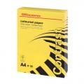Fénymásoló Papír A4 80g sárga (1 csomag)